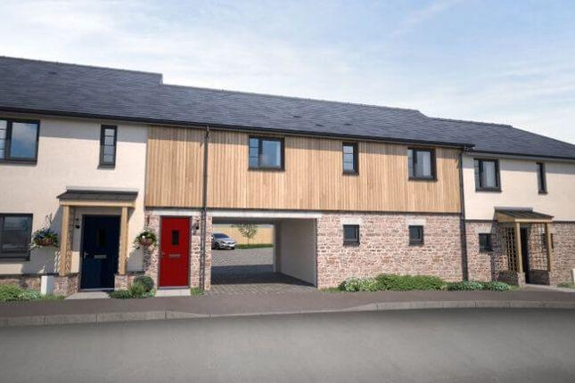 Thumbnail Flat for sale in Paignton Road, Totnes, Devon