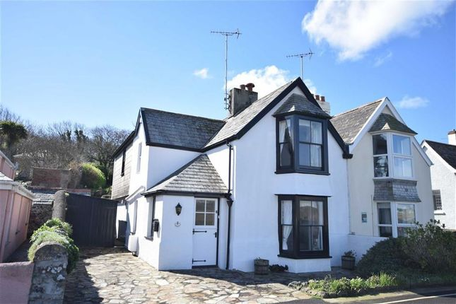 Thumbnail Detached house for sale in Breakwater Road, Bude