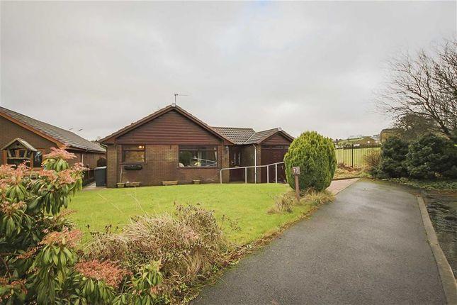 Thumbnail Detached bungalow for sale in Fernlea Avenue, Oswaldtwistle, Lancashire