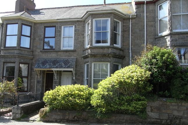 Thumbnail Duplex to rent in 16 Pendarves Road, Penzance