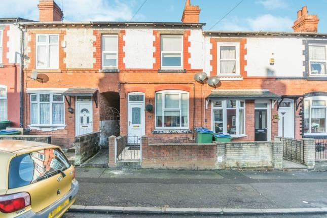Thumbnail Terraced house for sale in Clarendon Road, Smethwick, Birmingham, West Midlands