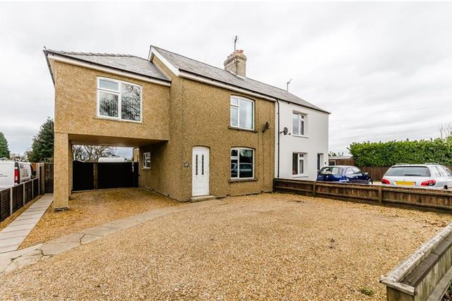 Thumbnail Semi-detached house for sale in Fordham Road, Soham, Ely