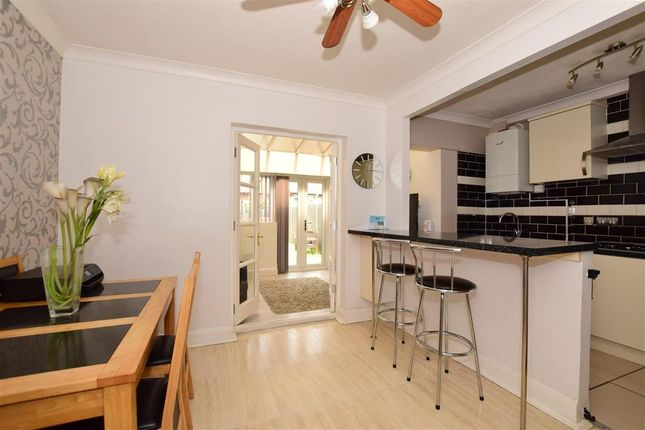 Thumbnail End terrace house for sale in Meadvale Road, Addiscombe, Croydon, Surrey