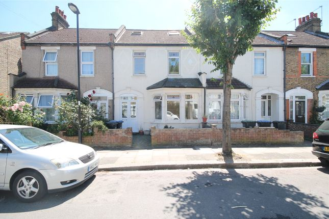 Thumbnail Terraced house for sale in Clarence Road, Enfield