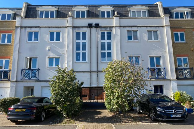 Thumbnail Town house to rent in The Piazza, Sovereign Harbour