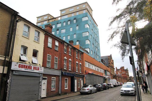 2 bed flat for sale in Alexander House, 50 Station Road, Aldershot, Hampshire GU11