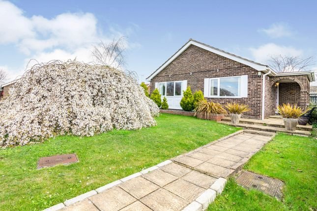 Thumbnail Bungalow for sale in Gillingham, Beccles, Norfolk