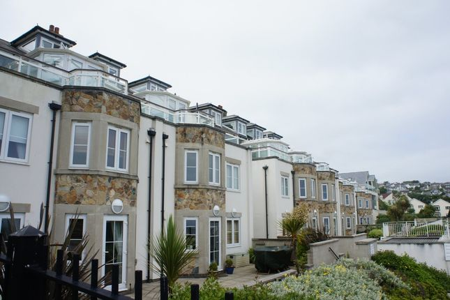 Thumbnail Flat to rent in Compass Point, Boskerris Road, Carbis Bay, St. Ives