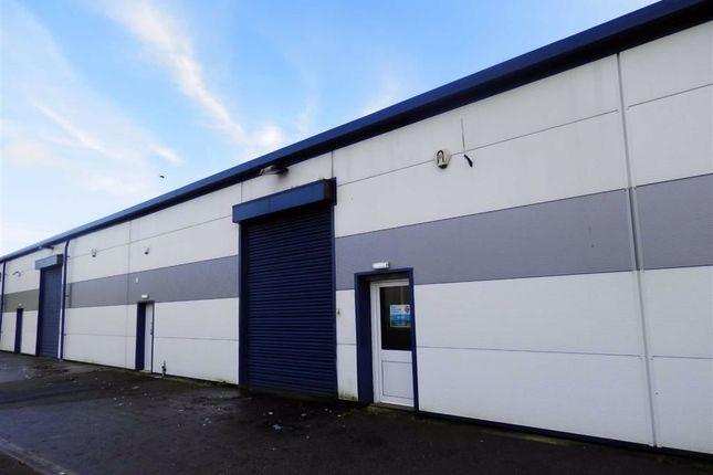 Thumbnail Light industrial to let in Unit C, Questmap Business Park, Penzance