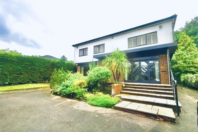 Thumbnail Detached house for sale in Ringley Drive, Whitefield, Manchester, Lancashire
