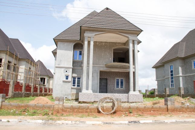 Thumbnail Detached house for sale in 02B, Airport Road Abuja, Nigeria