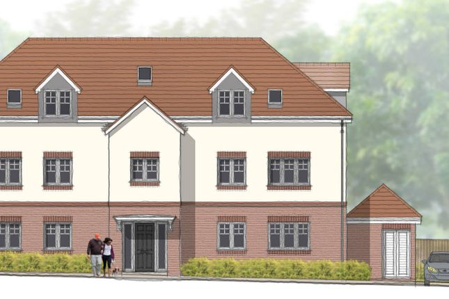 Thumbnail Flat for sale in Archer Close, Coopersale