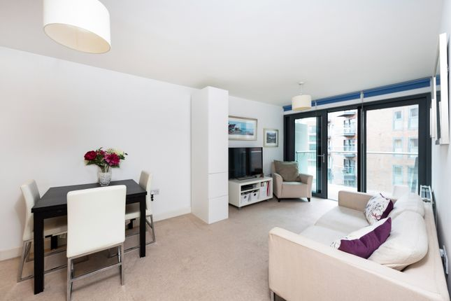 Thumbnail Flat to rent in Surrey Quays Road, Canada Water, London