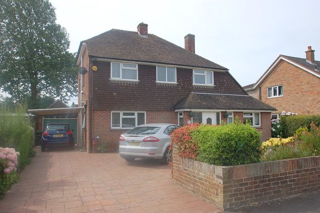 Thumbnail Detached house for sale in Rectory Close, Alverstoke, Gosport