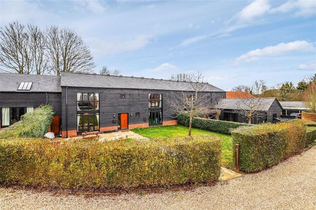 Thumbnail Semi-detached house for sale in Chipping Hall Barns, Buntingford, Hertfordshire