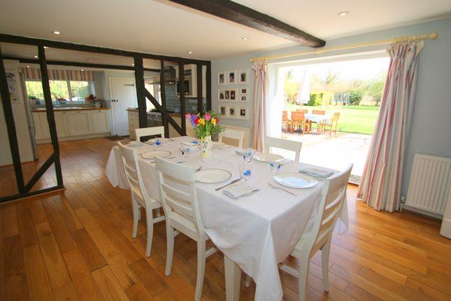 Dining Room of Harbourne Lane, High Halden, Kent TN26