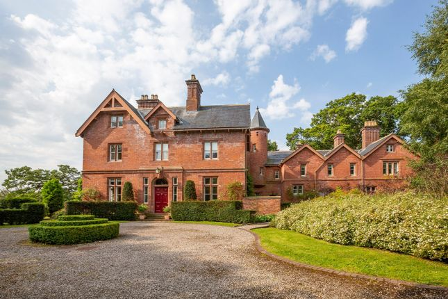 Thumbnail Detached house for sale in Morland Hall, Morland, Penrith