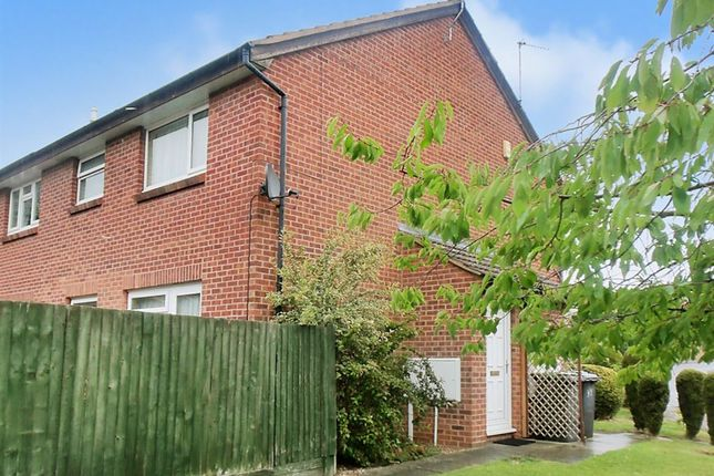 Thumbnail Semi-detached house to rent in David Grove, Bramcote