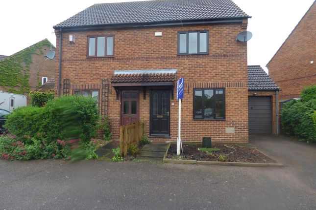 Thumbnail Semi-detached house to rent in Wadesmill Lane, Caldecotte, Milton Keynes