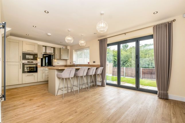 Thumbnail Semi-detached house for sale in James Munday Rise, Lichfield Road, Coleshill, Birmingham