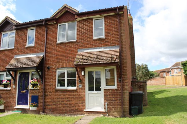 Thumbnail End terrace house to rent in Pelham Road, Thame