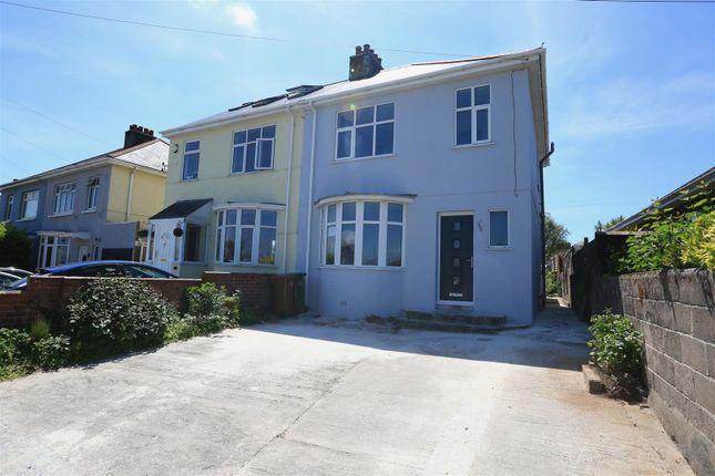 3 bed semi-detached house for sale in Elburton Road, Elburton, Plymouth PL9