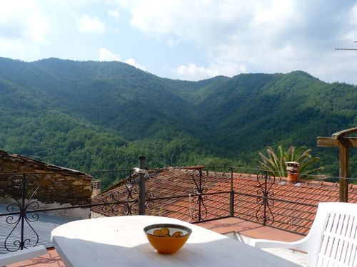 3 bed town house for sale in Casanova Lerrone, Villanova D'albenga, Savona, Liguria, Italy