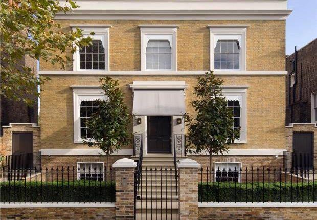 Thumbnail Detached house to rent in Hamilton Terrace, St John's Wood, London