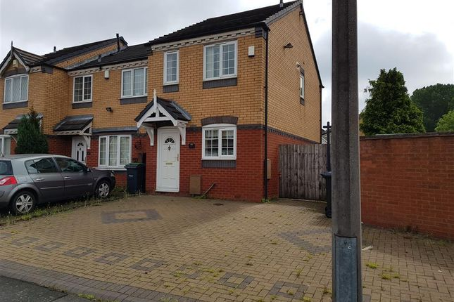 Thumbnail Property to rent in Woodruff Way, Walsall