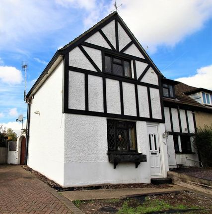 Thumbnail Semi-detached house for sale in Frimley Green Road, Camberley