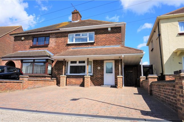Thumbnail Semi-detached house for sale in Grieves Road, Gravesend