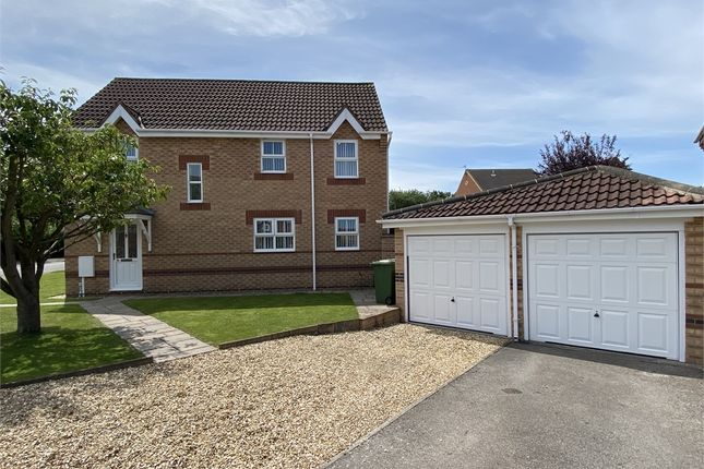 Detached house for sale in Southfield, Balderton, Newark, Nottinghamshire.