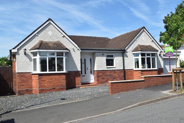 Thumbnail Detached bungalow for sale in York Avenue, Droitwich