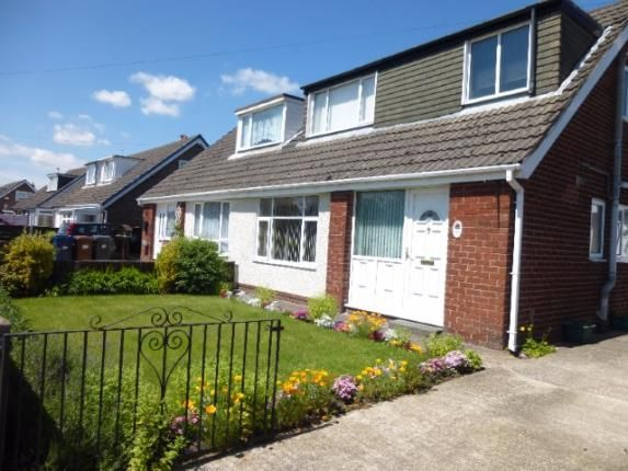 Thumbnail Semi-detached house for sale in Liverpool Old Road, Much Hoole, Preston, Lancashire