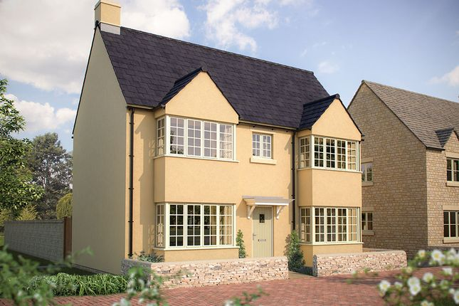 """Thumbnail Detached house for sale in """"The Sheringham II"""" at Cinder Lane, Fairford"""