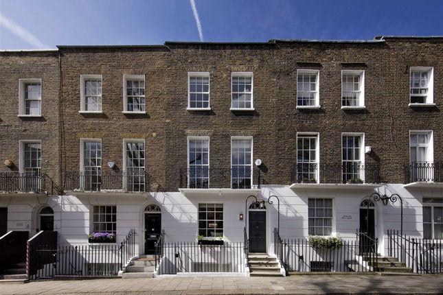 Thumbnail Terraced house for sale in Trevor Square, London
