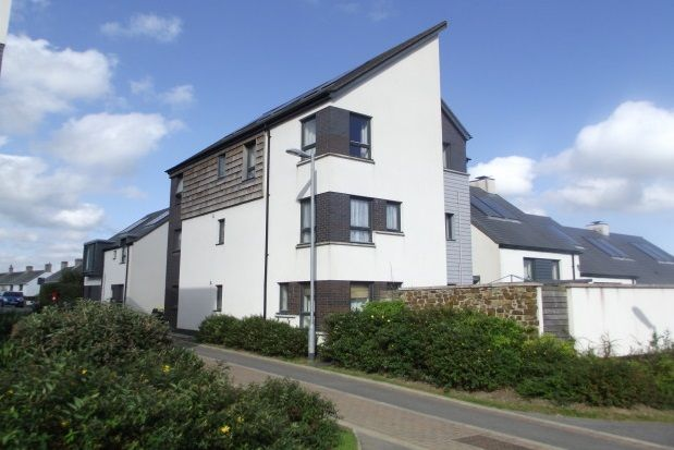 Thumbnail Flat to rent in Northey Road, Bodmin