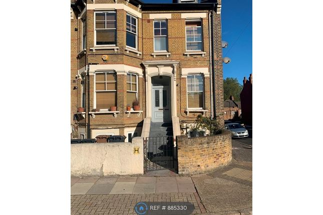 Thumbnail Flat to rent in Thistlewaite Road, London