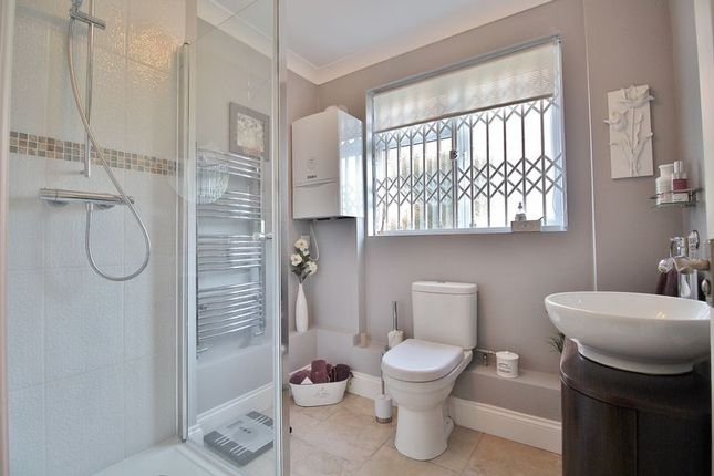 Shower Room of Woodville Drive, Portsmouth PO1