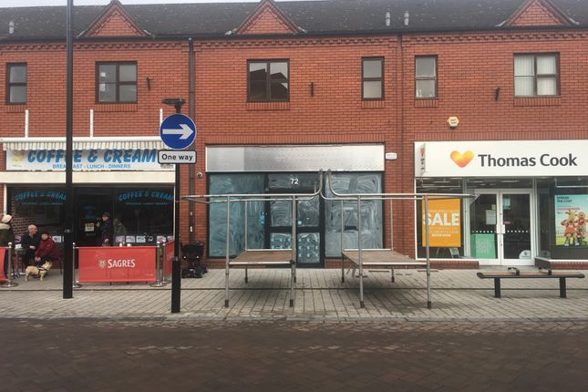 Thumbnail Retail premises to let in High Street, Hucknall