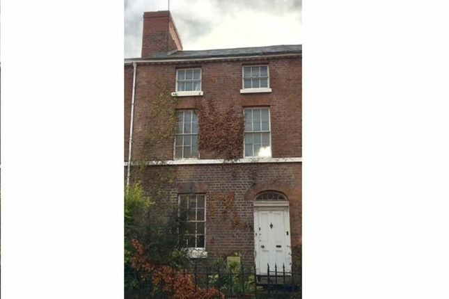 Thumbnail Terraced house to rent in Salop Road, Welshpool