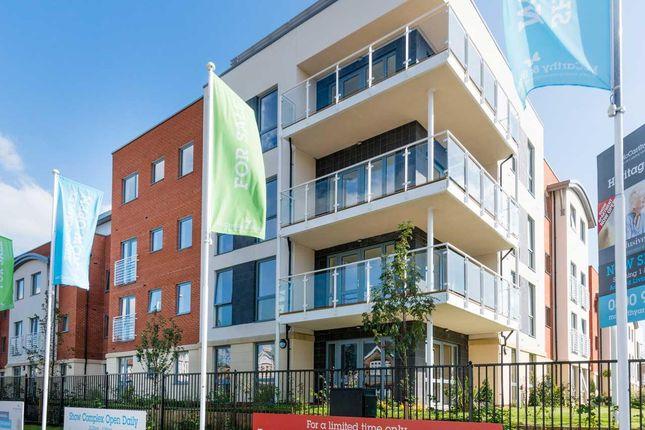 Thumbnail Flat for sale in The Curtis, Lysander House, Josiah Drive, Ickenham