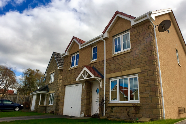 Thumbnail Detached house for sale in Woodlands Avenue, Westhill, Inverness