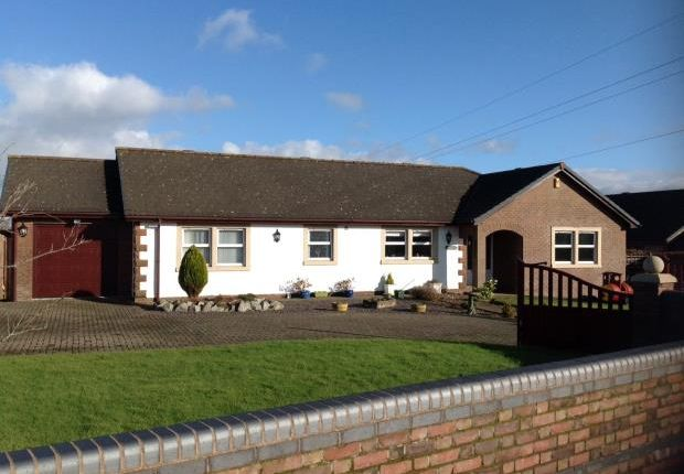 Thumbnail Detached bungalow for sale in Glengoyne, Redkirk, Gretna, Dumfries And Galloway