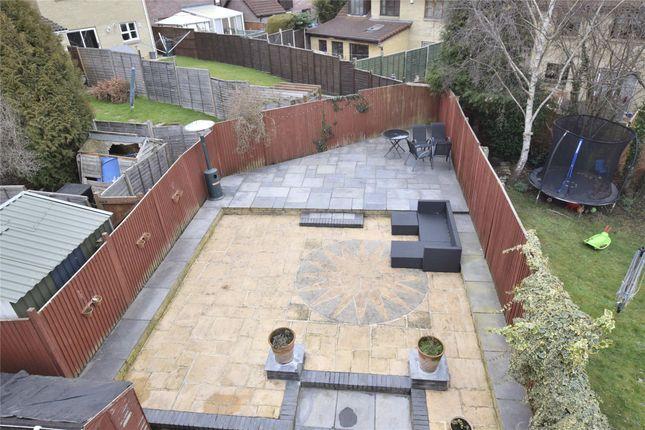 Rear Garden of Downside Close, Barrs Court BS30