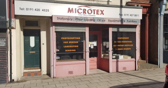Thumbnail Retail premises for sale in Dean Road, South Shields