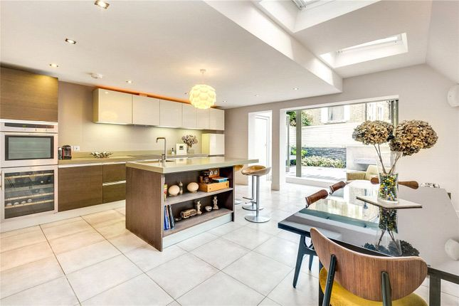 Thumbnail Terraced house to rent in Oxberry Avenue, Fulham, London