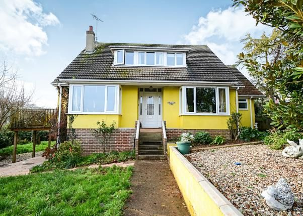 Thumbnail Bungalow for sale in Preston, Paignton, Devon