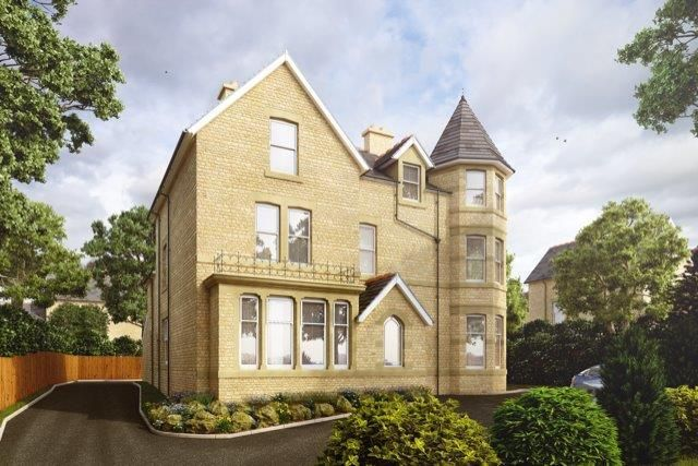Thumbnail Flat for sale in College Road, Buxton, Derbyshire