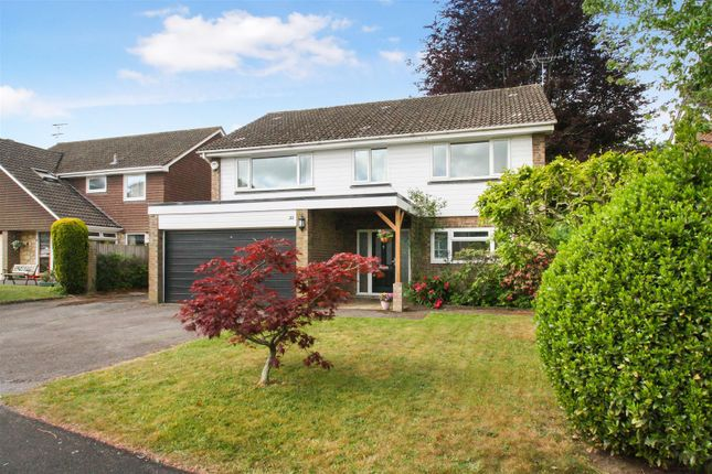 Thumbnail Detached house for sale in Chestnut Close, Liphook